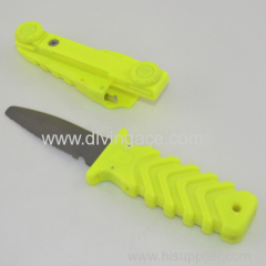 survival knife camping gear/diving knife