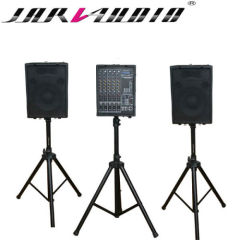 PA portable combo speakers