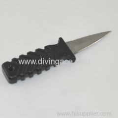 Underwater hunting knife/diving knife