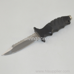 durable military knife for diving