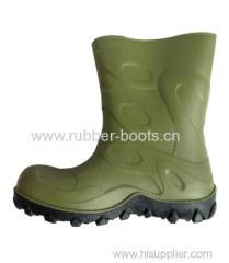Boys PVC Rain Boots