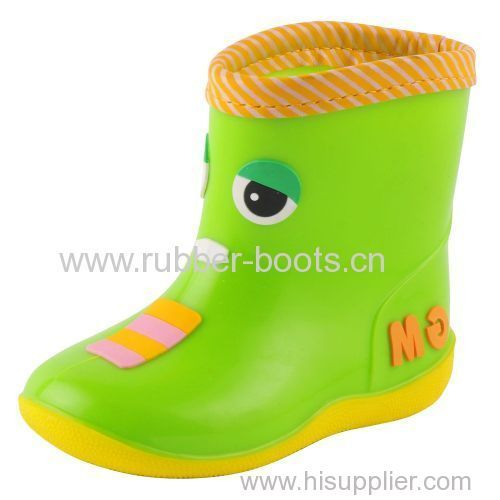 PVC Injection Boots For Kids