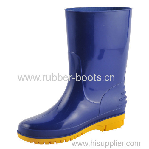 Boys Fashion Rain Boots