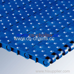 Non slip belt conveyor for candy and fish industry convey