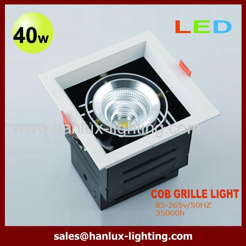 40w LED grille light