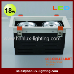 18W LED grille light