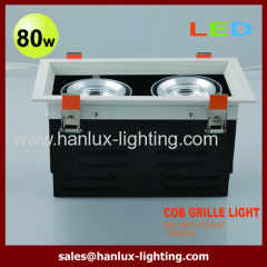 80w LED grille light