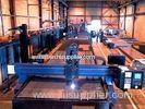 Single phase auto Wind Tower Production line CNC Flame Oxy - fuel Cutting Machine