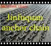 Ship Stud link chain U3 China manufacturer