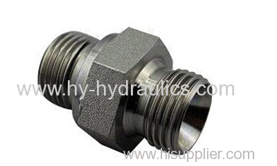 BSP male 60° seat/ BSP female pressure gauge Adapters