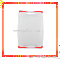 Double Colored Antibacterial Meat Cutting Board