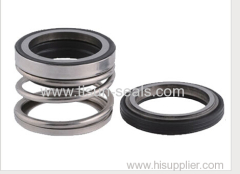 spring standing mechanical seal