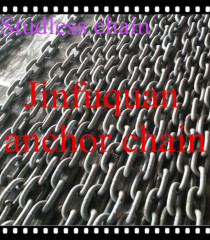 Studless anchor chains top quality