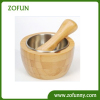 New style Bamboo Mortar