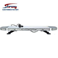 "Starway Police Warning 37"" Linear LED Light Bar"