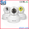 Sricam H.264 1.0 Megapixel wifi infrared ip camera Support 32 G TF Card 720P dome ip camera indoor