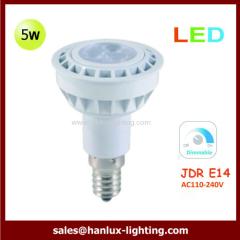 5W LED Dimmer JDR bulbs