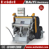 Die Cutting and Creasing Machine With Heating Function
