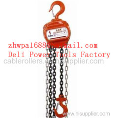 CD1 MD1 series electric wire-rope hoists Chain Pulley Block