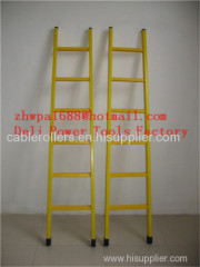 Fiberglass Insulation ladder&FRP Square Tube A-Shape insulated ladders
