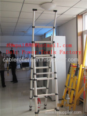 Hot-selling ladder with Aluminium material Step ladder