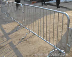 2200mm Length Bicycle Barricade queue lines barriers