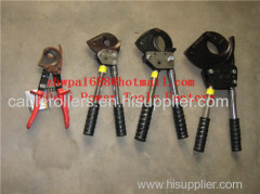 Manual cable cut Cable cut cable cutter