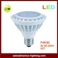 11W LED par30 bulbs