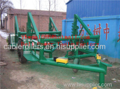 Cable Reels Cable Drum Carrier Trailer cable reel carrier trailer
