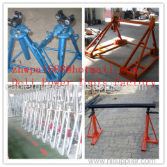 Cable Drum Jacks Cable Drum Handling jack tower