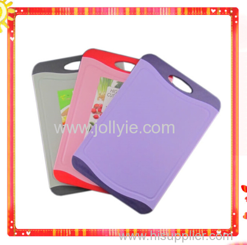 High Quality Best Cooked Food Plastic Chopping Boards