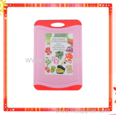 Antibacterial Cooked Food Best Plastic Cutting Boards