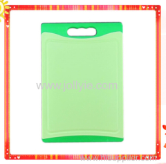ECO-FRIENDLY HEALTHY MEAT PLASTIC CUTTING BOARDS