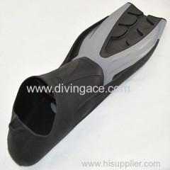 Comfort swim fins for diving/diving fins
