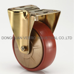 Europe standard movable flowers stand casters