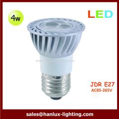 4W JDR E27 bulbs