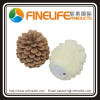 Pinecone Shape Wax LED Candle