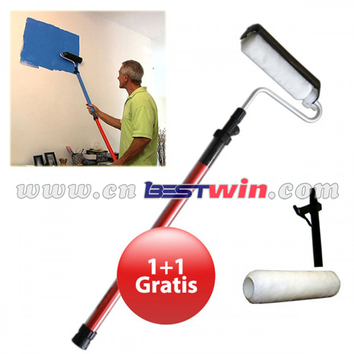 Paint roller brush set wall paint brush