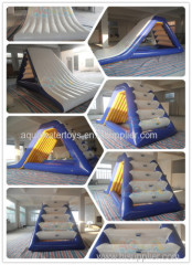 Inflatable Freefall Water slide
