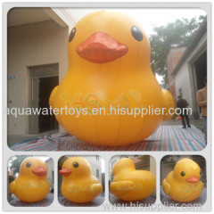 13ft Gaint Inflatable Yellow Duck