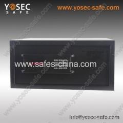 HT-20EHH LED display electronic hotel room safe box with motorized locking system
