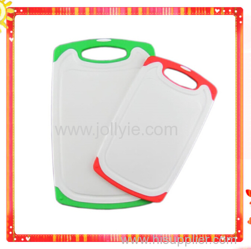 NONSLIP PLASTIC CHOPPING BOARD WITH DIFFERENT SIZE