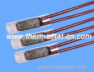 thermal motor switch 250V 5A metal case