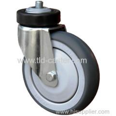 medium duty stem swivel caster wheel