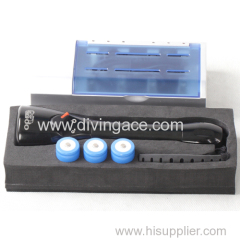 New wholesale diving flashlights