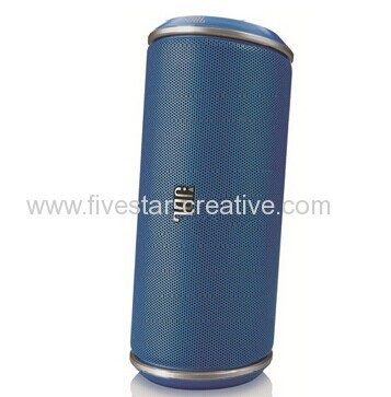 JBL Flip Blue Portable Stereo Speaker with Wireless Bluetooth Connection