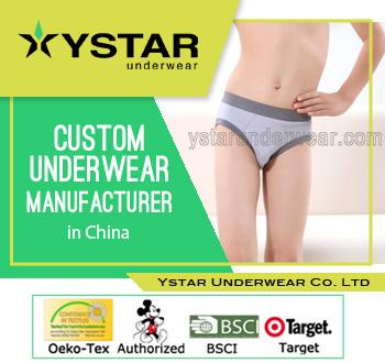 Boys cotton classic style briefs underwear slips YSBS-0001 manufacturer  from China Ystar Underwear Co.,Limited