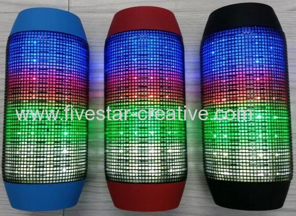 JBL Pulse Wireless Bluetooth Portable LED Light Show Speakers