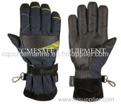 Fire glove/Fire Fighting Gloves/Fireman gloves