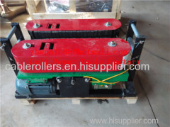 cable pusher Cable Laying Equipment cable laying machine